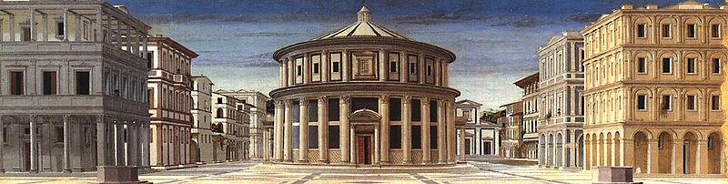 La Cité idéale à Urbino