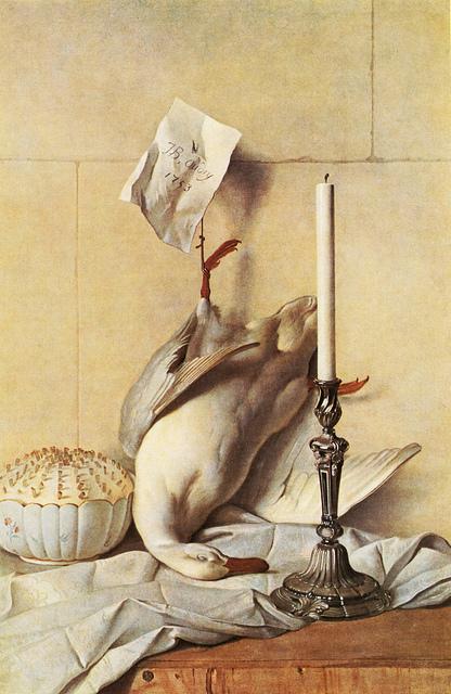 Jean-Baptiste Oudry, Le Canard Blanc